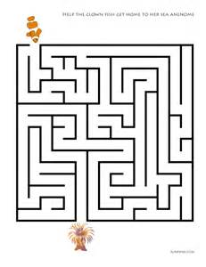 diy mazes for free templates june mee