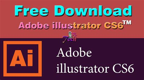 adobe illustrator cs6 full version software free download how to download adobe illustrator cs6 with full version