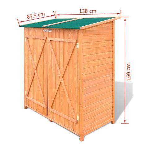 cobertizo madera cobertizo de madera para el almacenamiento de herramientas