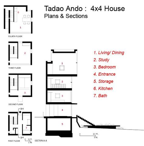 tadao ando 4x4 house plans 1000 images about water tower houses on pinterest groningen house and tadao ando