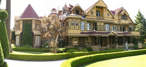 Mystery House San Jose by The Winchester Mystery House San Jose California