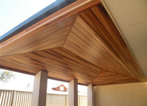 Timber Ceiling Lining by
