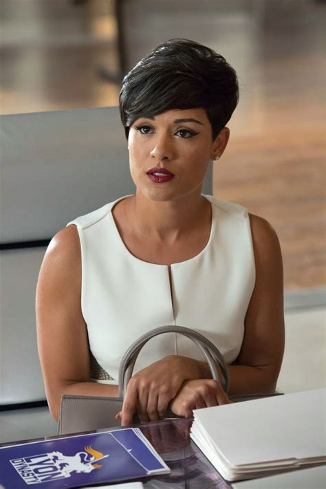 the show empires short hairstyles 1000 images about grace gealey hair inspiration on