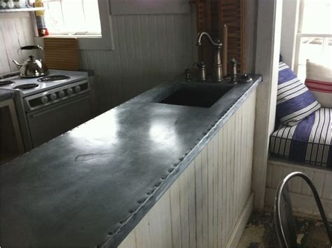 buy bar top 17 best images about zinc countertops on pinterest