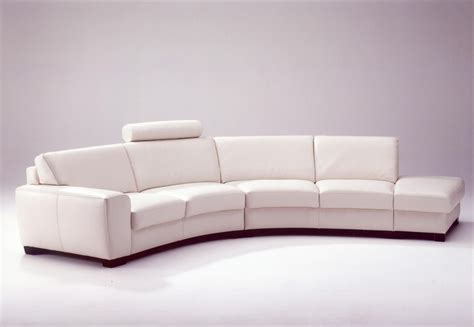 Banquette Blanche 1036 by Canap 233 D Angle En Cuir M 233 Ridienne Panoramique