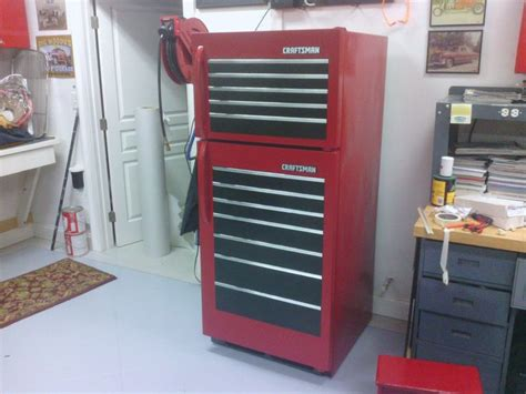 Fridge In Garage by Pin By Michael Gray On Garage Tool