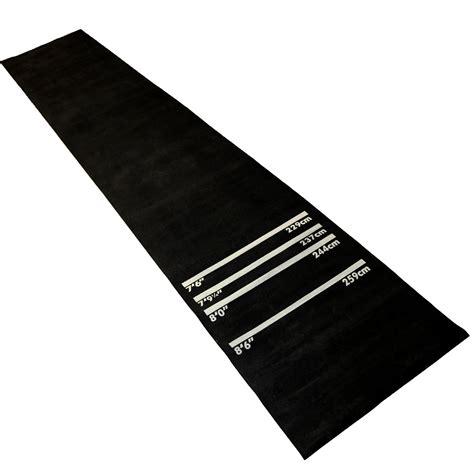 Darts Mat by Professional Rubber Pub Darts Mat 163 24 95 Oypla