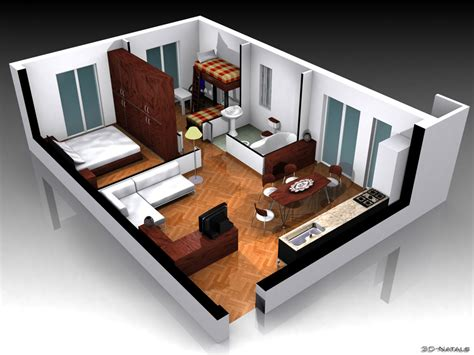 Nice House Plans by Interior Design By 3d Natals On Deviantart