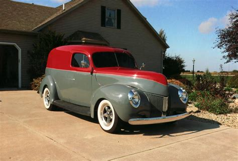 1941 Ford Sedan 1941 Ford Sedan Delivery Custom Truck 70975