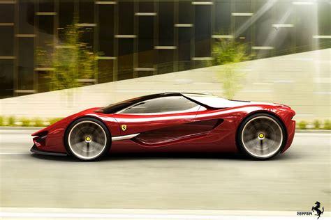 concept ferrari samir sadikhov s xezri supercar concept for ferrari world