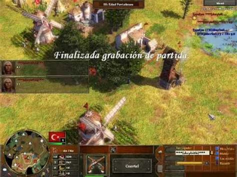 rush otomano age of empires 3 age of empires 3 rush otomano exelente youtube
