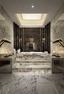 Bathroom Tub Decorating Ideas by Best 25 Luxury Bathrooms Ideas On Pinterest Luxurious