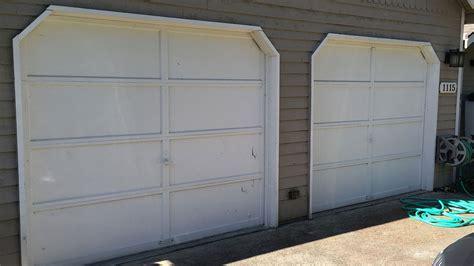 Seattle Garage Doors Winsmor Garage Door Installs Custom Garage Doors On Isleboro Penbay Pilot 28 9x9 Garage Door