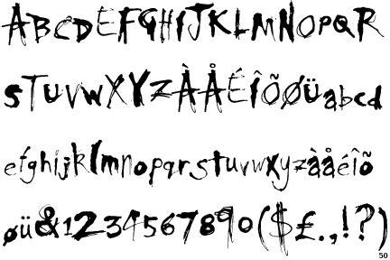 doodlebug font fontscape home gt handmade gt handwriting gt gt separate