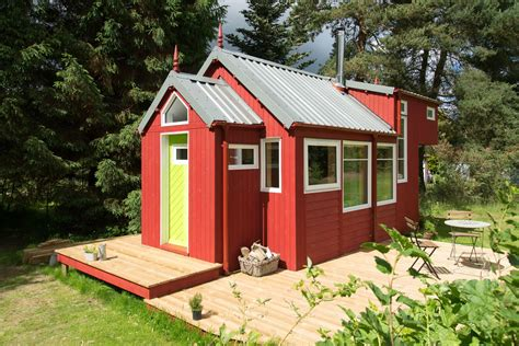 small house in tiny house scotland uniquely designed and crafted tiny