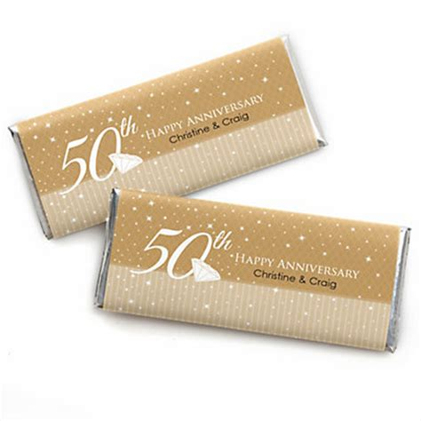 50th Wedding Anniversary Giveaways - 50th anniversary party favors golden anniversary favors party accessories