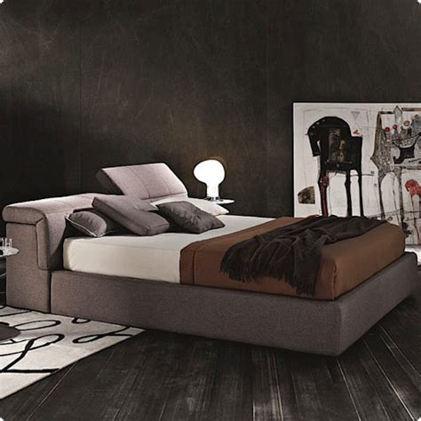 taupe new danco bed with audio system contemporary bedroom trenton storage bed queen taupe modern digs furniture