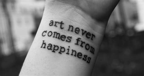 tattoo quotes happiness quotes about sadness and happiness quotesgram