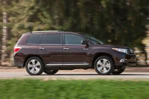 Toyota Highlander 2013 Reviews 2013 Toyota Highlander Reviews And Rating Motor Trend