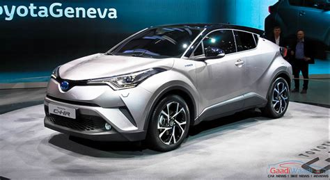C C Toyota Toyota Hybrid Sales In Europe To Increase With C Hr Crossover