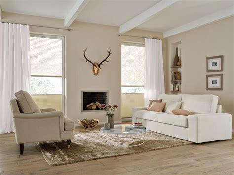 gardinen weiß modern dekor wohnzimmer gardinen