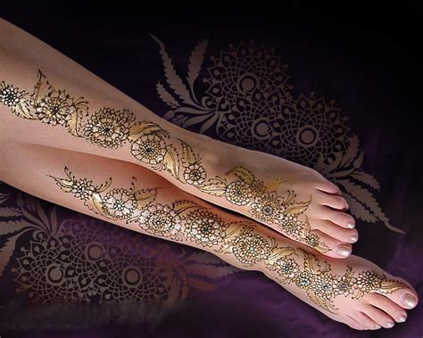 wedding henna tattoo indian sudani arabic arabian mehndi