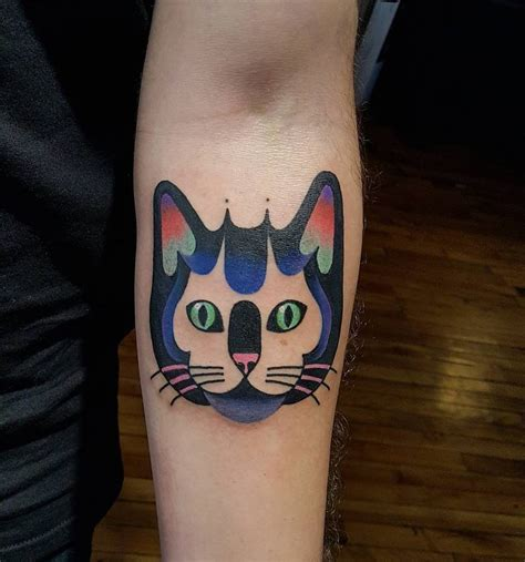 imperial tattoo instagram cat tattoos tattoo insider
