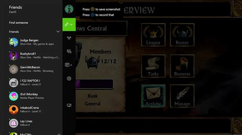 one guide how to use the new xbox one experience guide menu