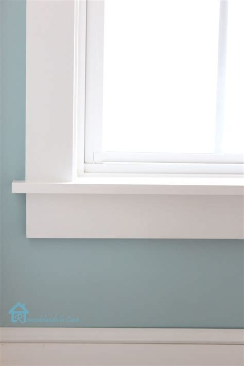 Kitchen Paint Color Ideas Pictures How To Install Window Trim Pretty Handy