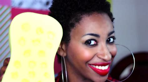 natural sponge for hair perfect curl definition with a tool from autozone