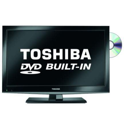 Tv Toshiba 19 Inch toshiba 19dl502b2 19 inch freeview led tv with built in