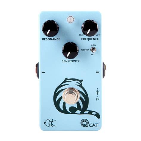 Guitar Pedal ckk electronic q cat envelope filter guitar pedal at