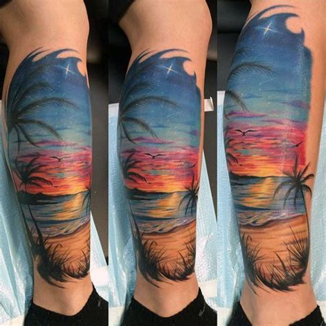 tattoo healing beach 100 best images about tropical tattoos on pinterest surf