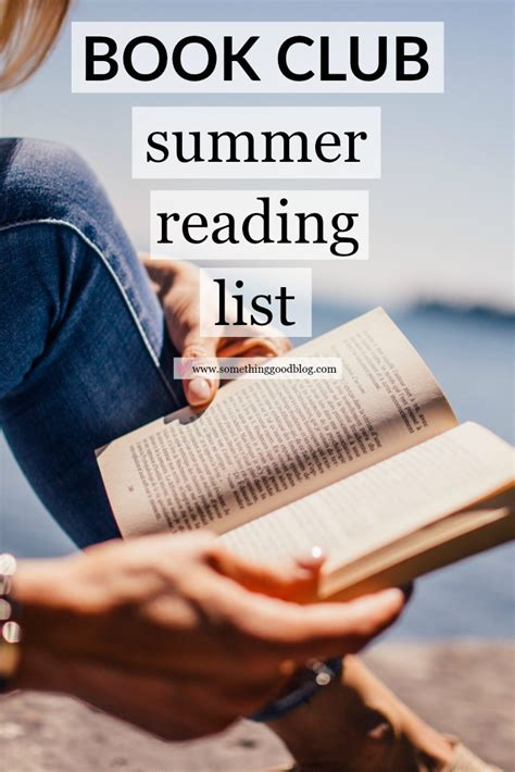 The Sunday Book Club by Sunday Book Club Summer Reading List Something