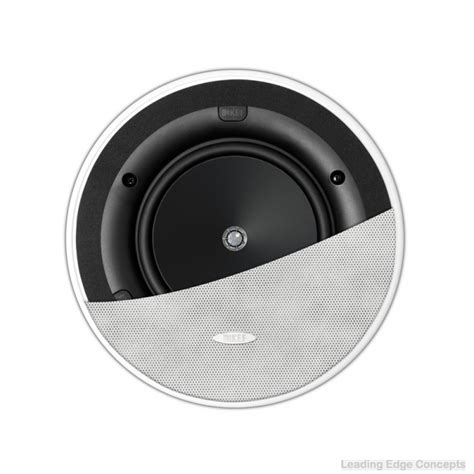 Kef Ci160 2cr In Ceiling Speaker White Leconcepts Samsung Ceiling Speakers