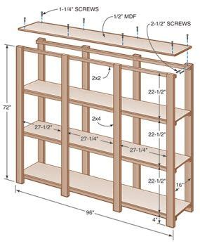 build  shelves  plywood xs  xs