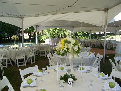 rent a backyard for a wedding can you afford to rent a tent for your outdoor wedding