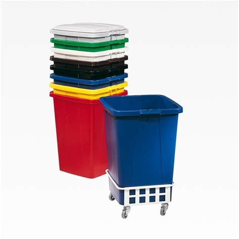 L Recycle Boxes by Refuse Recycling Container 90l Aj Products
