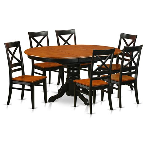 dining room inspiring wooden dining tables and chairs wooden importers avon 7 dining set wayfair