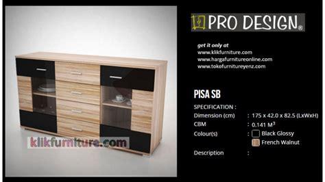 Ust 7464 Uno Lemari Arsip Medium harga pisa sb prodesign bufet sideboard harga promosi