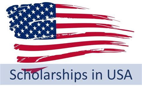 1 Year Mba In Usa With Scholarship by Fully Funded Scholarships In U S A
