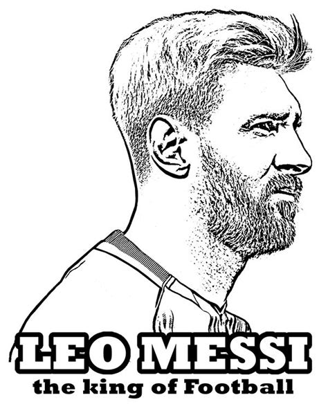 messi coloring pages 9 best sport coloring pages images on