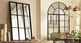 Ideas Design For Arched Window Mirror Modern Window Mirror Designs Bringing Nostalgic Trends Into Home Decorating