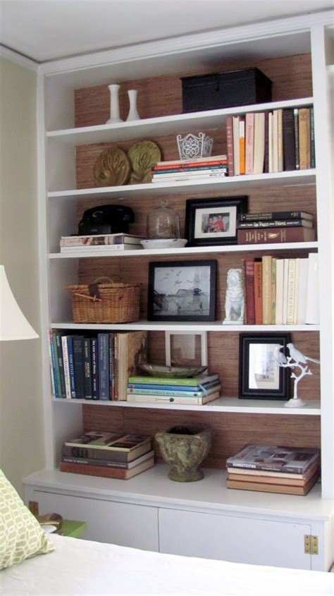 organizing and arranging bookshelves kara leigh interiors