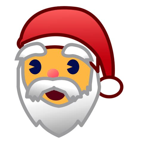 images of christmas emojis father christmas emoji for facebook email sms id