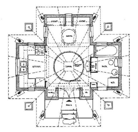 cabin layout plans cabin peace and cottage floor plans on pinterest