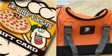 Little Caesars Pizza Gift Cards - little caesar s pizza for superbowl