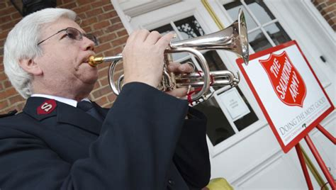 Salvation Army Birth Records Salvation Army Kicks Kettle Caign The Selma Times Journal