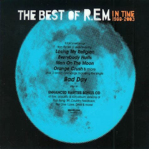 the best of rem album car 225 tula frontal de rem the best of rem in time 1988