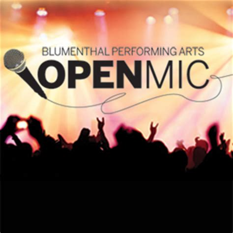 Blumenthal Broadway Lights by Open Mic Blumenthal Performing Arts